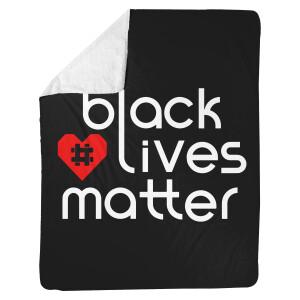 Hashtag Heart Blanket