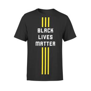Official 3 Stripe Streak Unisex Tee (Black)