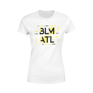 Limited Edition Official ATL Chapter Fitted Tee