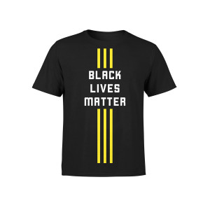 Official BLM 3 Stripe Streak Tee Youth