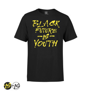 """BLM Black Future is Youth"" T-shirt"