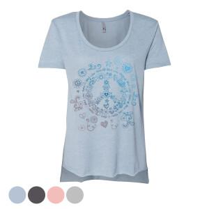 BLM Doodle Peace Women's T-Shirt