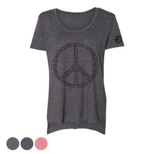 BLM Peace Women's T-Shirt