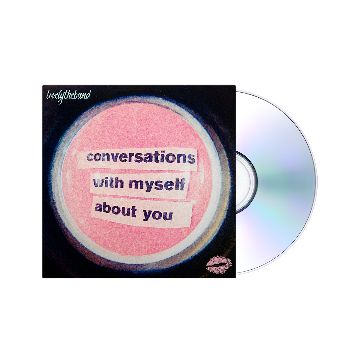 conversations with myself about you CD Jewelcase