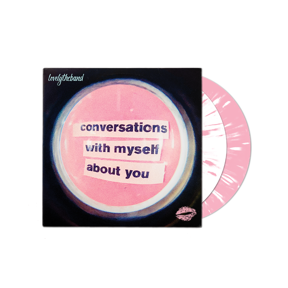 conversations with myself about you + Gray Journal