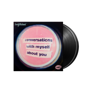 conversations with myself about you Black 2 LP