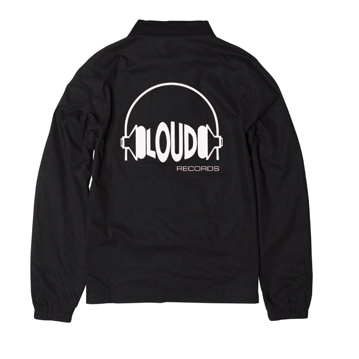 Loud Records Limited Edition Coaches Jacket