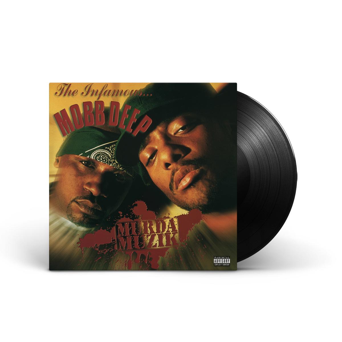Mobb Deep: Murda Muzik LP