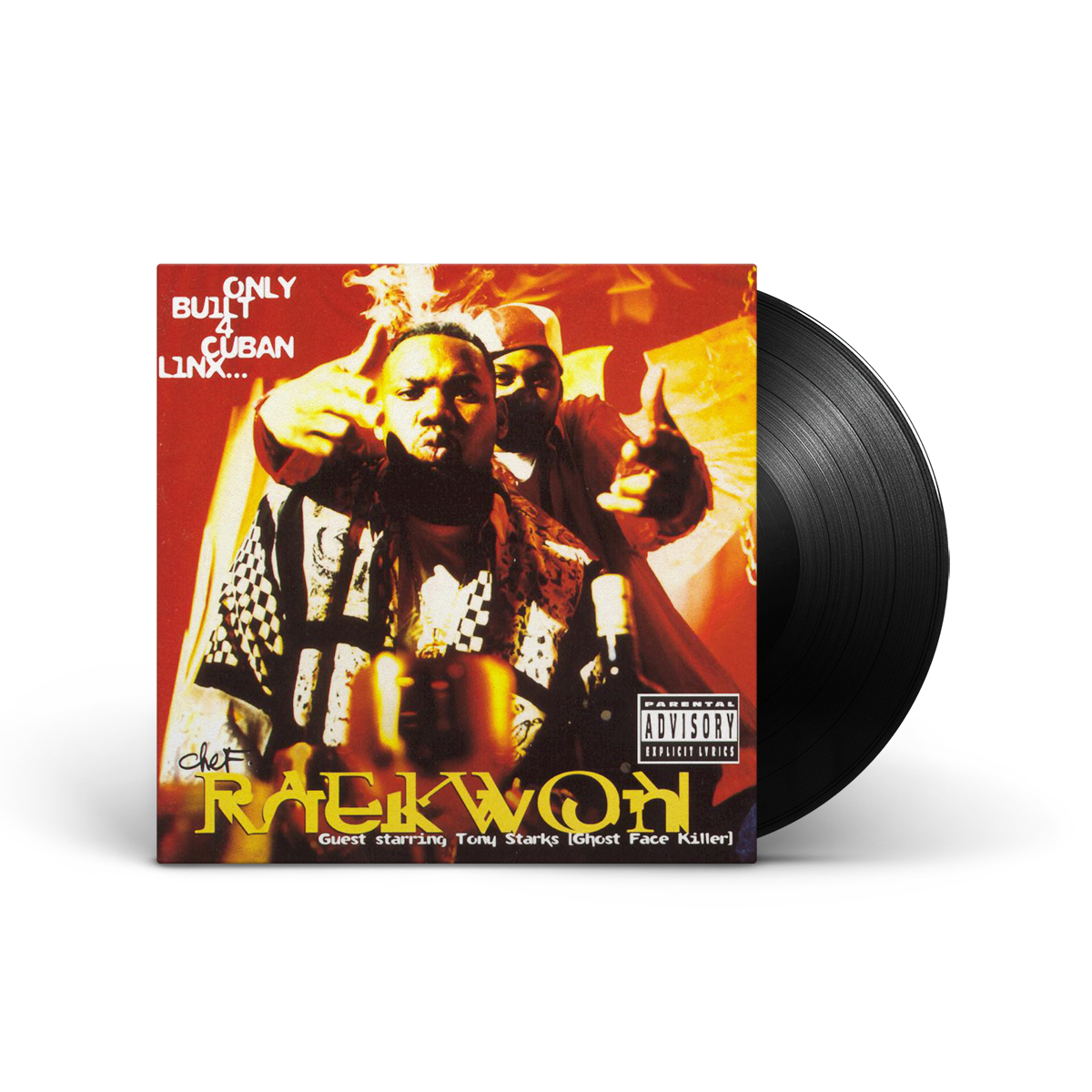 Raekwon - Only Built 4 Cuban Linx LP