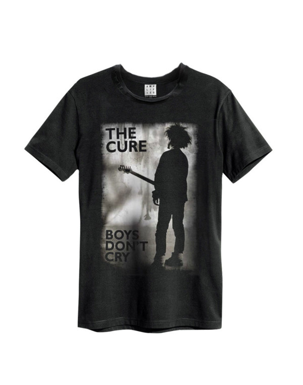 c106d5682 Official Amplified The Cure Boys don't cry Men's Vintage T-Shirt ...