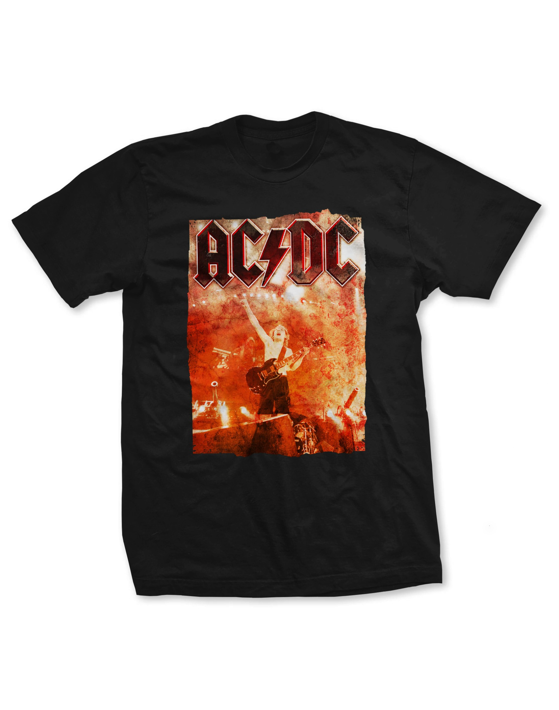 AC/DC Men's Live At River Plate T-Shirt