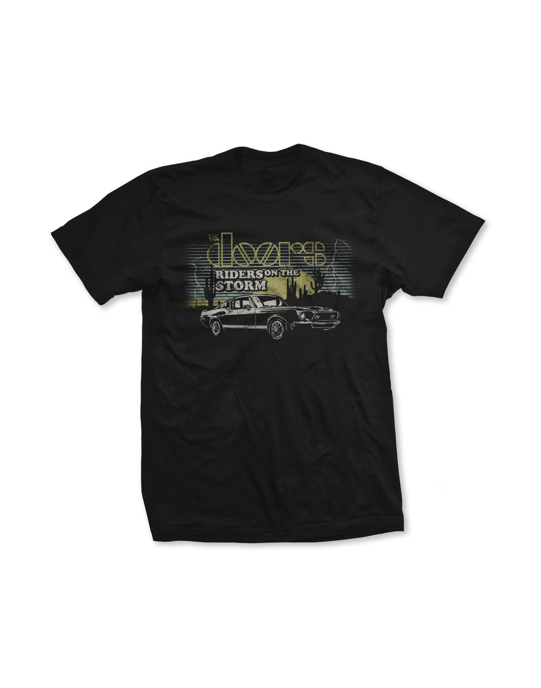 The Doors Boys Riders On The Storm T-Shirt
