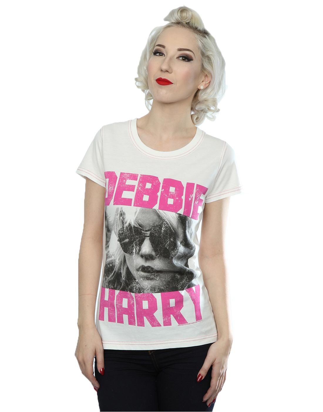 Aftershow Women's Blondie Debbie Harry T-Shirt