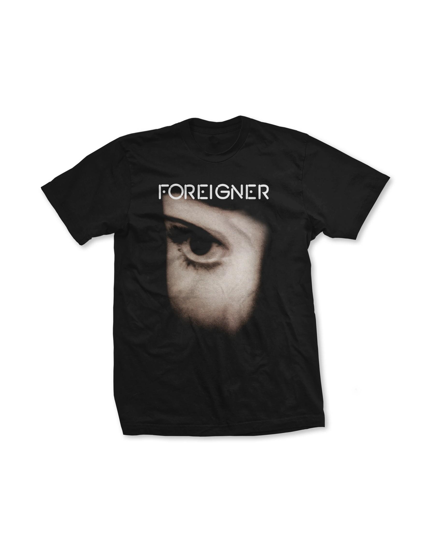 Foreigner Boys Inside Information T-Shirt