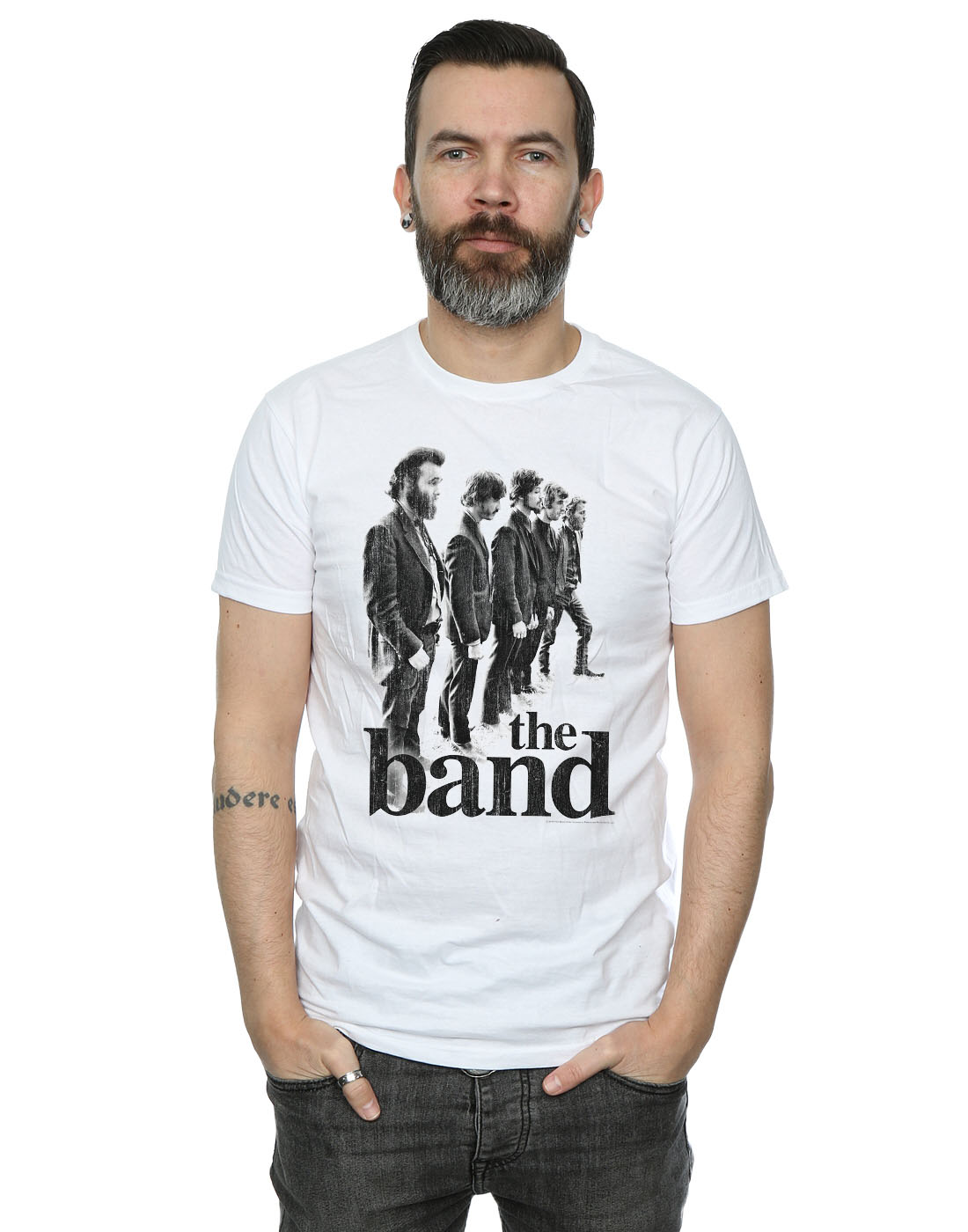 The Band Men's Line Up T-Shirt