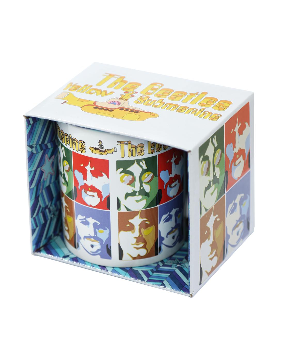 The Beatles Boxed Standard Mug: Yellow Submarine Sea Of Science