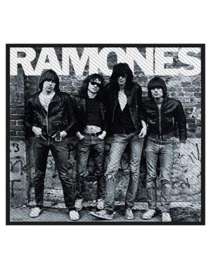 Ramones Standard Patch: Ramones '76 (Packed)