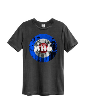 Official Amplified The Who Target Men's Vintage T-Shirt