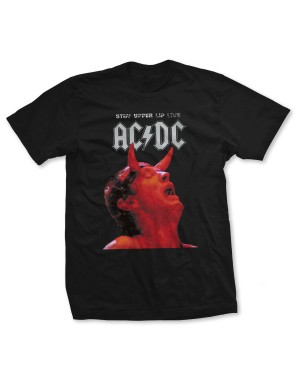 AC/DC Men's Stiff Upper Lip Live T-Shirt