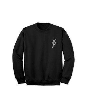 AC/DC Girls Lightning Bolt Sweatshirt