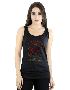 AC/DC Women's Christmas For Those Vest