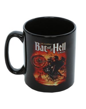 Bat Out Of Hell Song Titles Mug