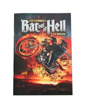 Bat Out Of Hell Tour Programme