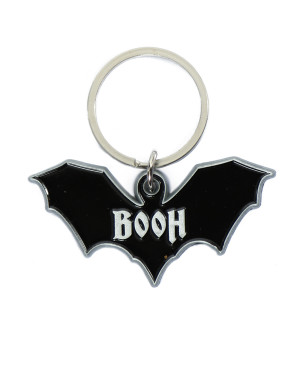 Bat Out Of Hell BOOH Bat Keyring