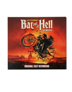 Bat Out Of Hell Original Cast Recording CD