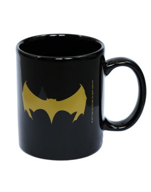 Bat Out Of Hell Bat Logo Mug