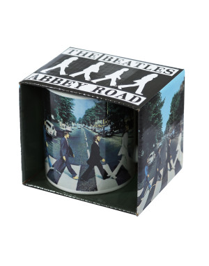 The Beatles Boxed Standard Mug: Abbey Road Crossing
