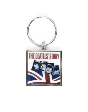 The Beatles Standard Keyring: Story