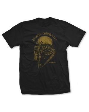 Black Sabbath Men's Tour 78 T-Shirt
