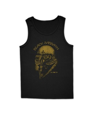 Black Sabbath Men's Tour 78 Vest