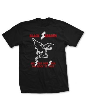 Black Sabbath Men's We Sold Our Soul T-Shirt
