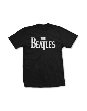 The Beatles Boys Drop T Logo T-Shirt