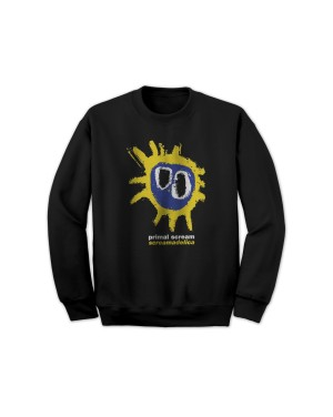 Primal Scream Boys Screamadelica Logo Sweatshirt
