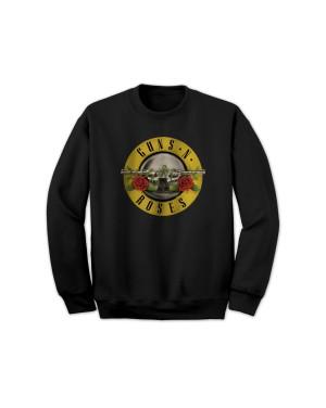 Guns N Roses Boys Bullet Logo Sweatshirt