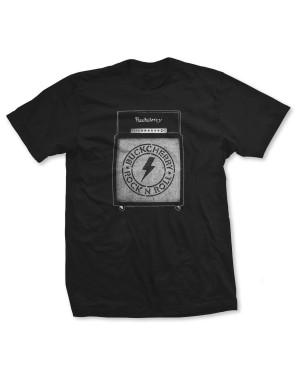 Buckcherry Women's Rock And Roll Amplifier Boyfriend Fit T-Shirt