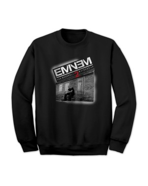 Eminem Men's Marshall Mathers 2 Sweatshirt