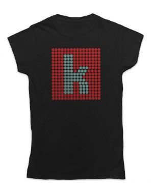 The Killers Women's K Glow T-Shirt