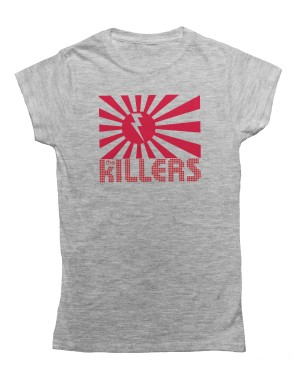 The Killers Women's Sun Rising T-Shirt