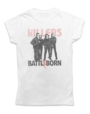 The Killers Women's Battle Born T-Shirt