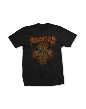 Pantera Boys Death Rattle T-Shirt
