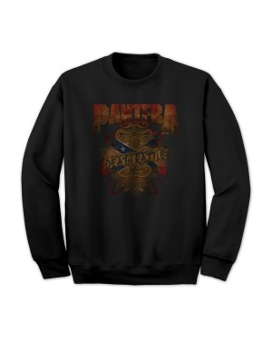 Pantera Women's Death Rattle Sweatshirt