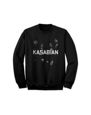 Kasabian Girls Groupie Photo Sweatshirt