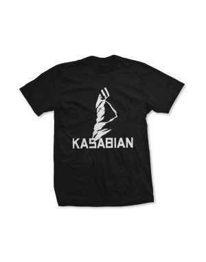 Kasabian Boys Ultraface Logo T-Shirt