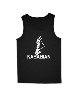Kasabian Men's Ultraface Logo Vest