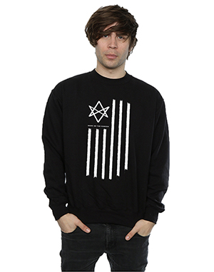 Bring Me The Horizon Men's Brushed Antivist Sweatshirt