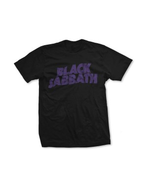 Black Sabbath Boys Distressed Logo T-Shirt